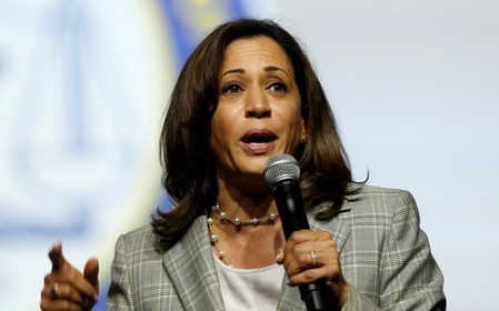 U.S. presidential hopeful Harris would spend $60 billion on historically black colleges