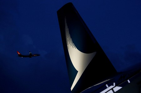 Cathay Pacific suspends pilot arrested in Hong Kong protests - feedimo