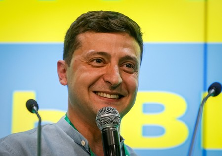 Ukrainian presidents staff chief tries to quit after two months