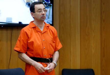 U.S. slaps record fine on Michigan State University over Nassar abuse scandal