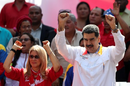 Trump committed to campaign to oust Venezuelas Maduro: U.S. envoy
