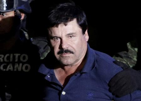 Mexican drug lord El Chapo begins life term in Colorado Supermax prison