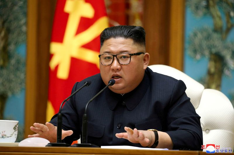 North Koreas Kim keeps low public profile in May: analysts