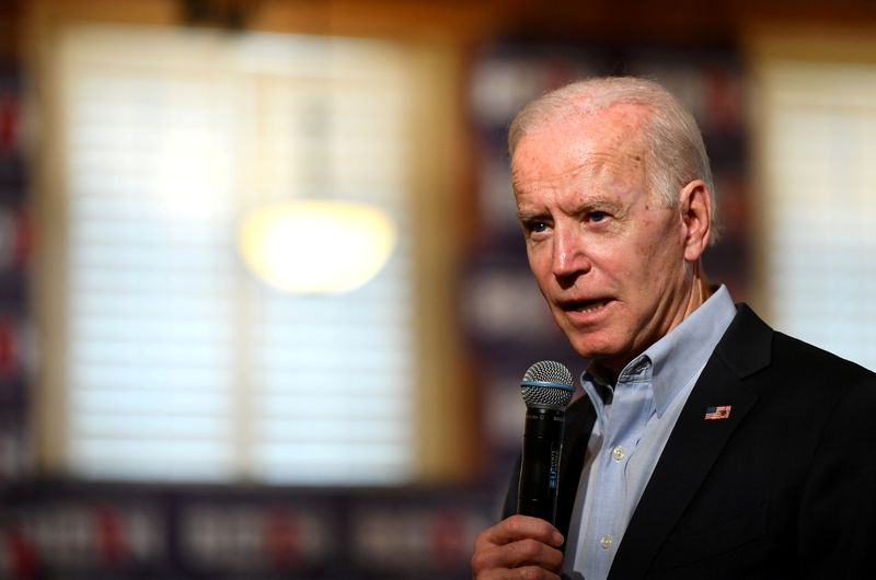 Biden picks up another high profile endorsement in Iowa as voting nears