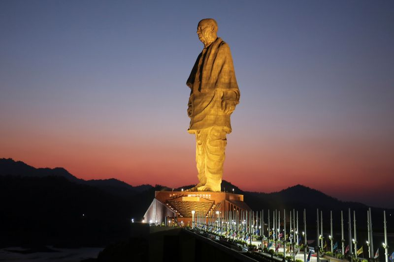 Scammers try selling worlds tallest statue as pandemic boosts Indias cyber crime