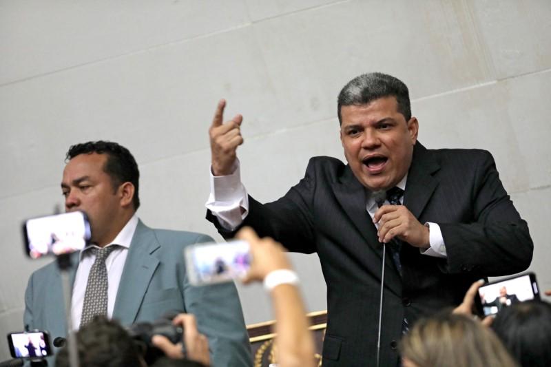 U.S. targets Maduro-backed legislator and allies in fresh Venezuelan sanctions