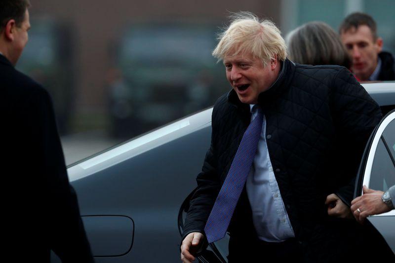 UKs Johnson to meet EU chief von der Leyen in London
