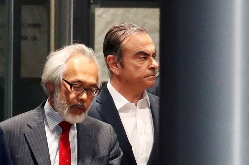 Trial delay helped to push Ghosn to flee Japan - sources