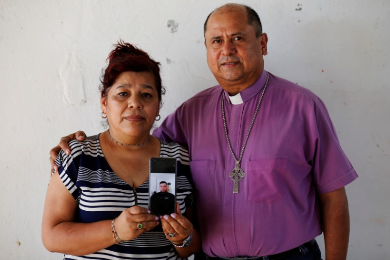 El Salvadors top Anglican bishop urges U.S. to not deport son