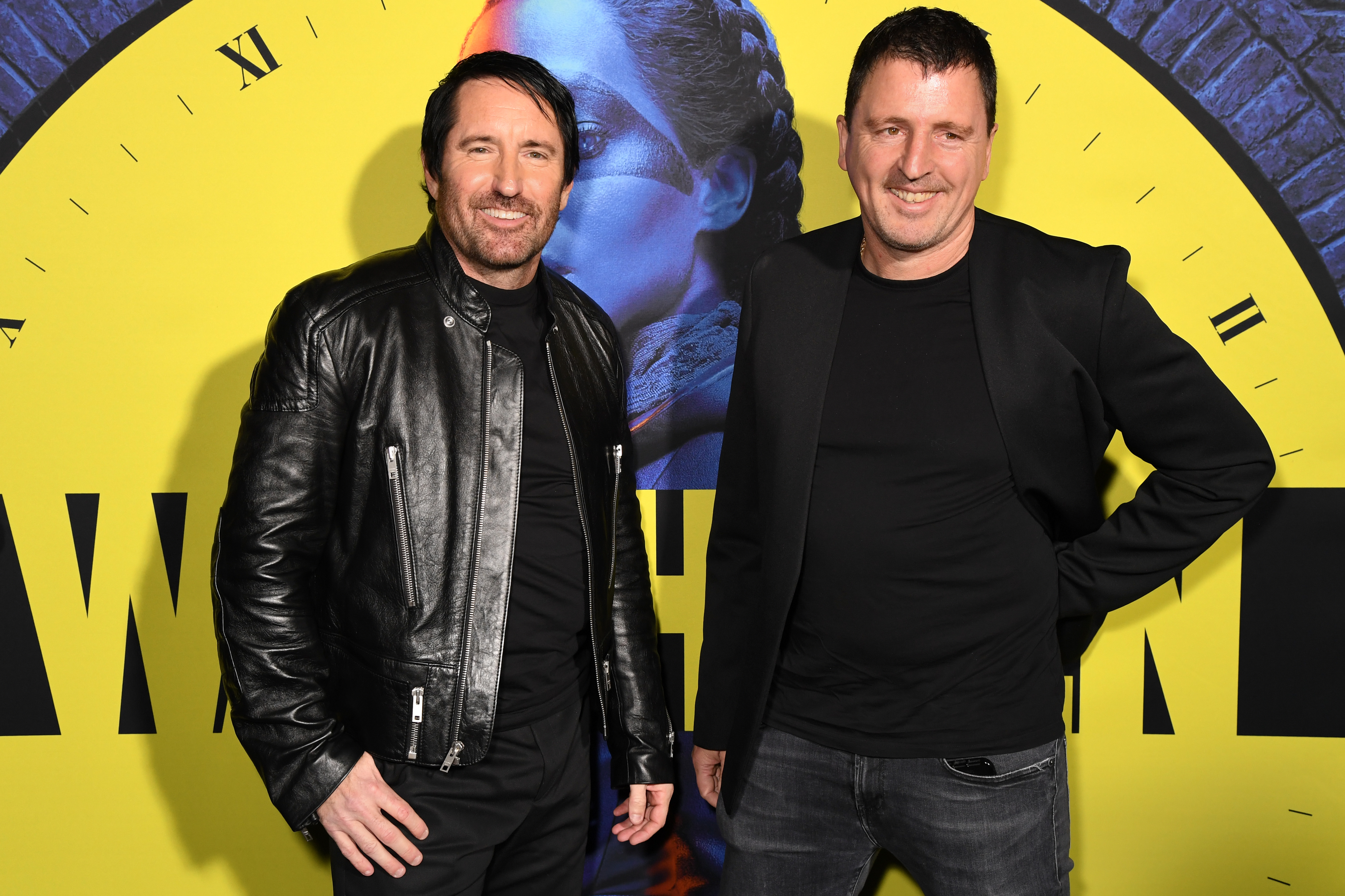 Trent Reznor and Atticus Ross Win Emmy for Watchmen