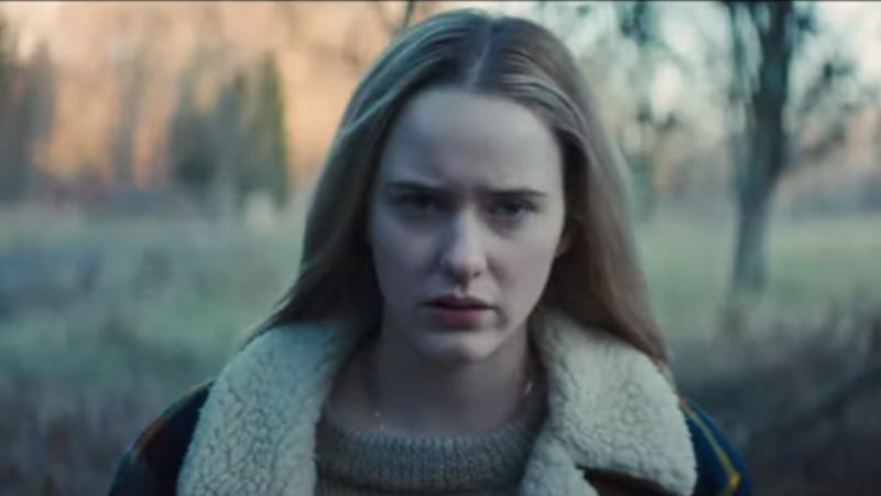 Rachel Brosnahan is a young mother on the run in Amazons Im Your Woman trailer