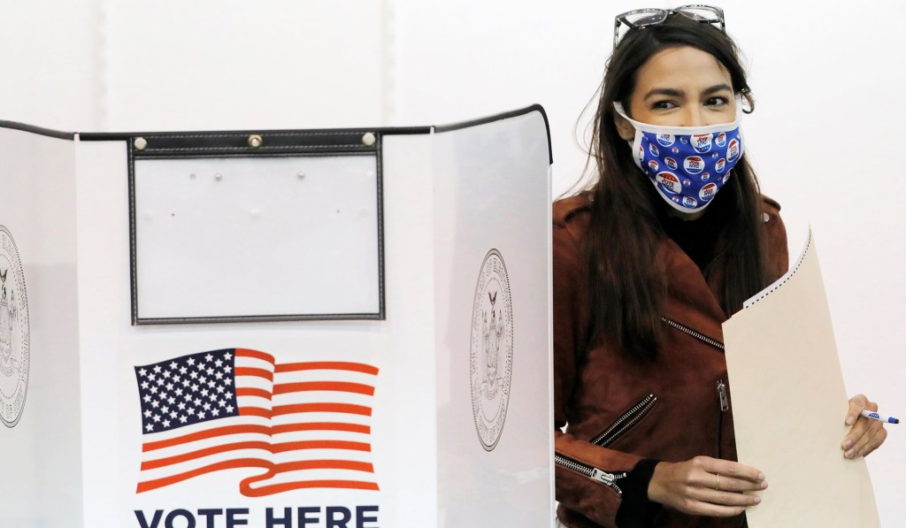 Biden Camp: AOC Won't Be Disappointed by 'Incredibly Progressive and Aggressive' Agenda