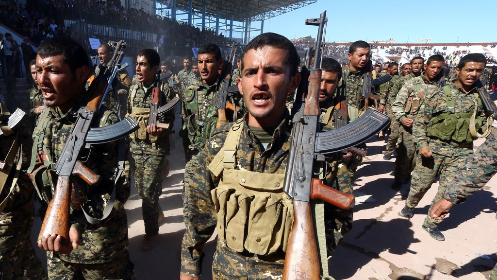 Iraqi Spy Chief: ISIS Regrouping and Plotting Mass Prison Breaks