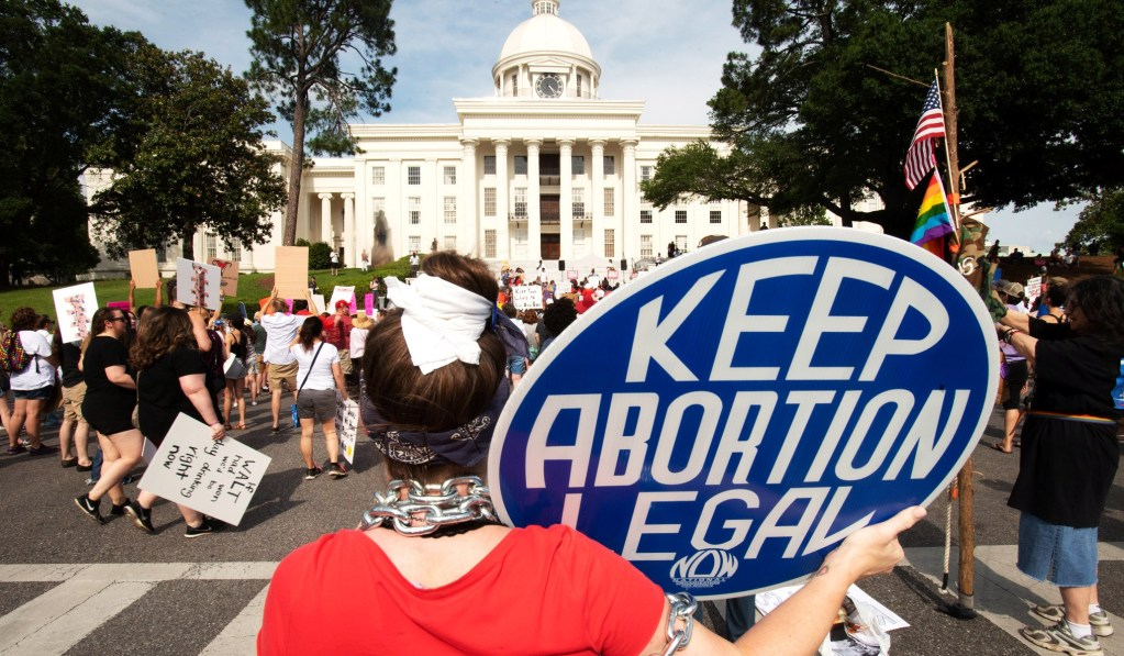 Abortion 'Blueprint' Would Strip Fundamental Rights