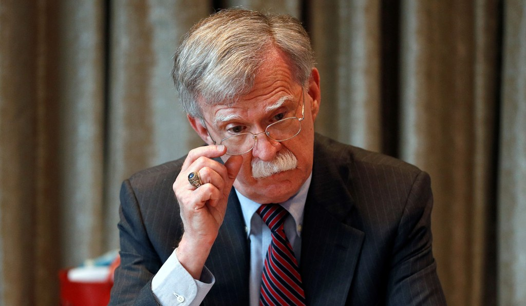 John Bolton Willing to Testify in Impeachment Trial if Subpoenaed
