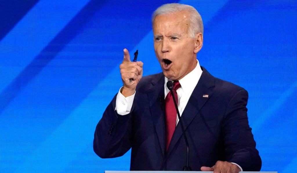 Biden Responds to Attacks on Obama Immigration Policies: 'We Didn't Lock People Up in Cages'