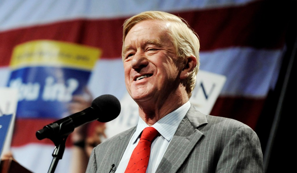 GOP Primary Challenger Bill Weld Accuses Trump of Treason, Raises Prospect of Death Penalty