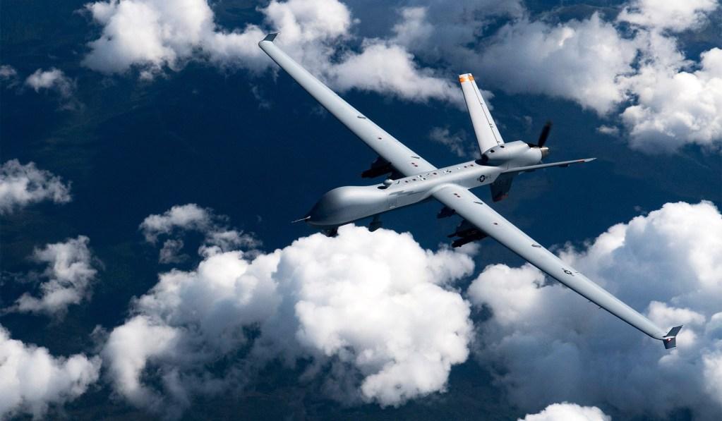 U.S. Drone Shot Down over Yemen
