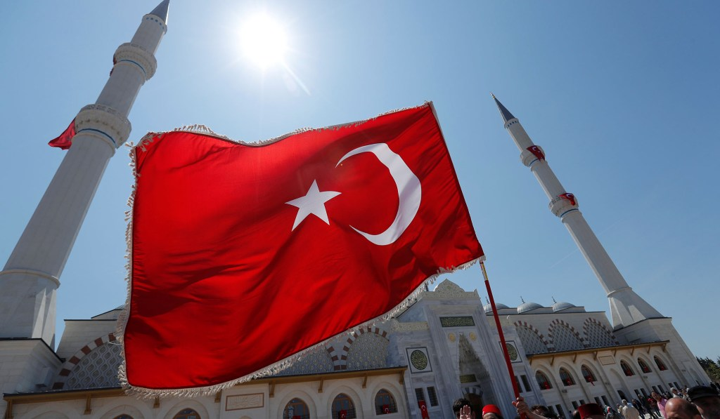 Turkey Strikes Syria-Iraq Border in Preparation for Syria Invasion