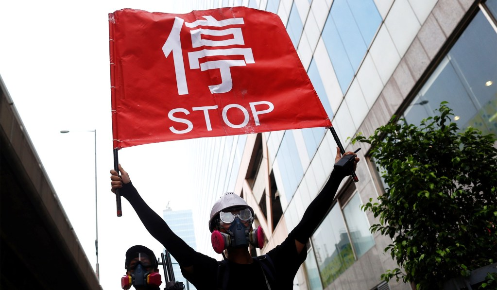 Hong Kong Democracy Protest Leaders Arrested