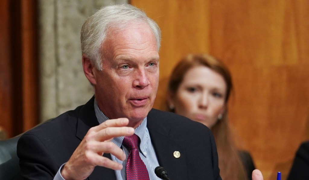 Ron Johnson Calls on Bolton to Speak 'Publicly' Regarding Impeachment