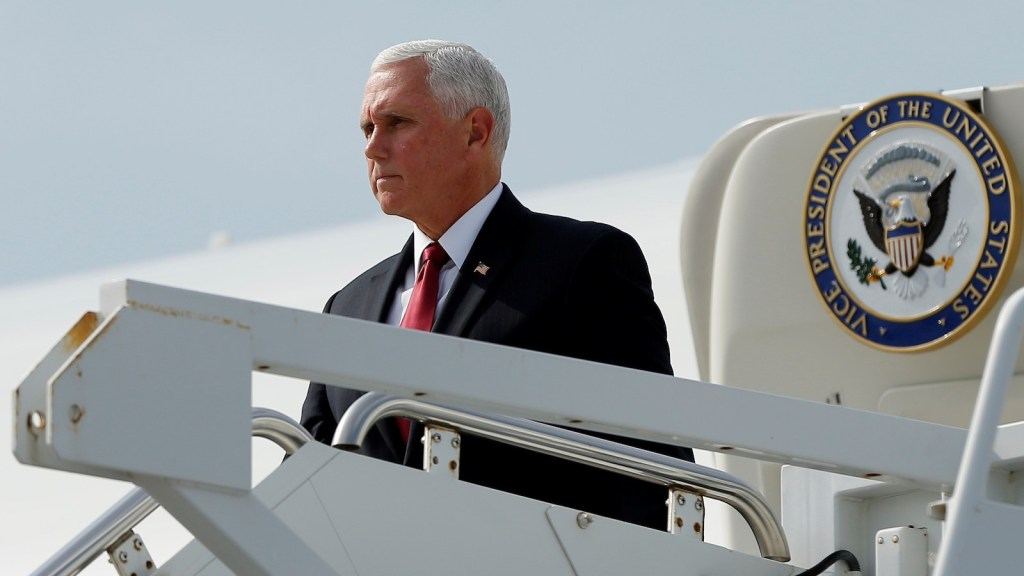 The Problem with President Pence