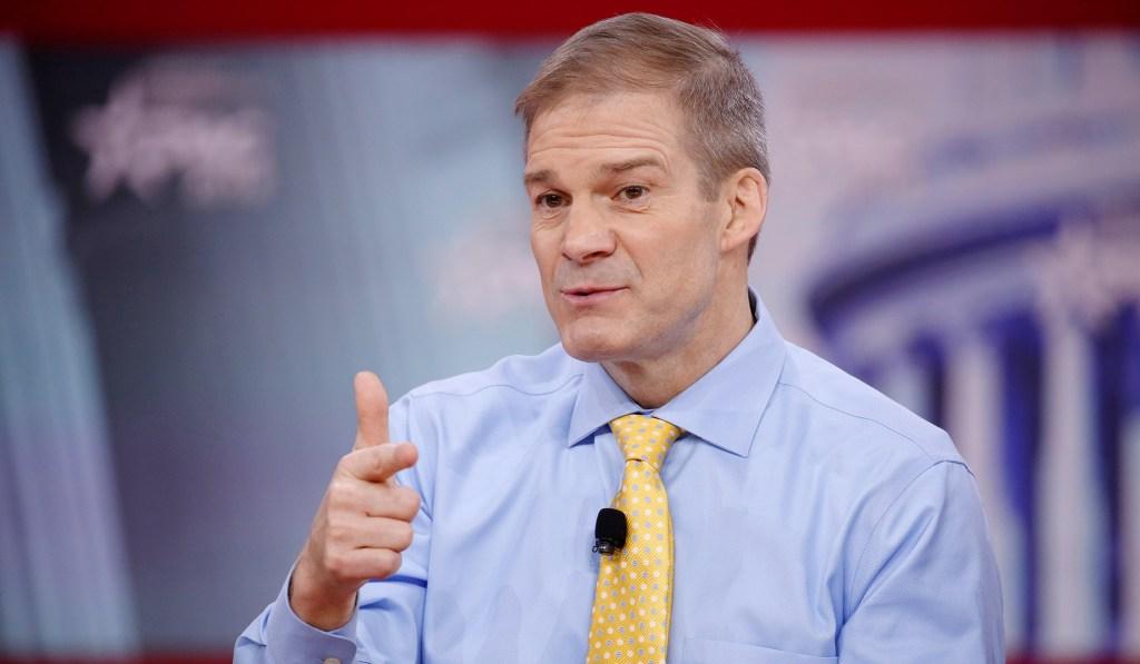Jordan: Republicans Will Subpoena Whistleblower for Public Hearing
