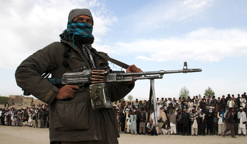Taliban Kills 20 in Third Day of Surging Violence in Afghanistan
