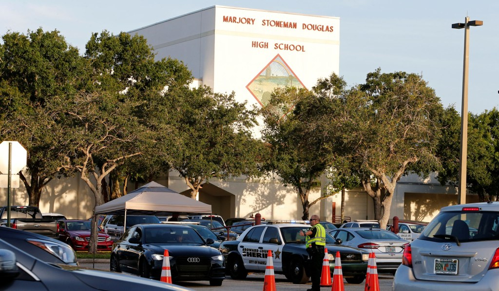 Broward Cop, Fired for Hiding During High School Shooting, Will Be Reinstated with Back Pay