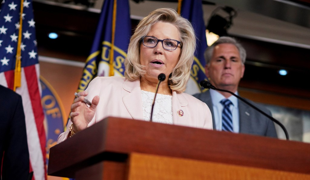 Liz Cheney Backs Barring Erdogan Bodyguards Who Assaulted Protesters from U.S. Reentry