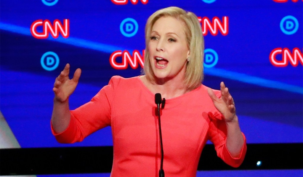 Gillibrand Says She Can Explain White Privilege to 'White Women in the Suburbs' Who Voted for Trump