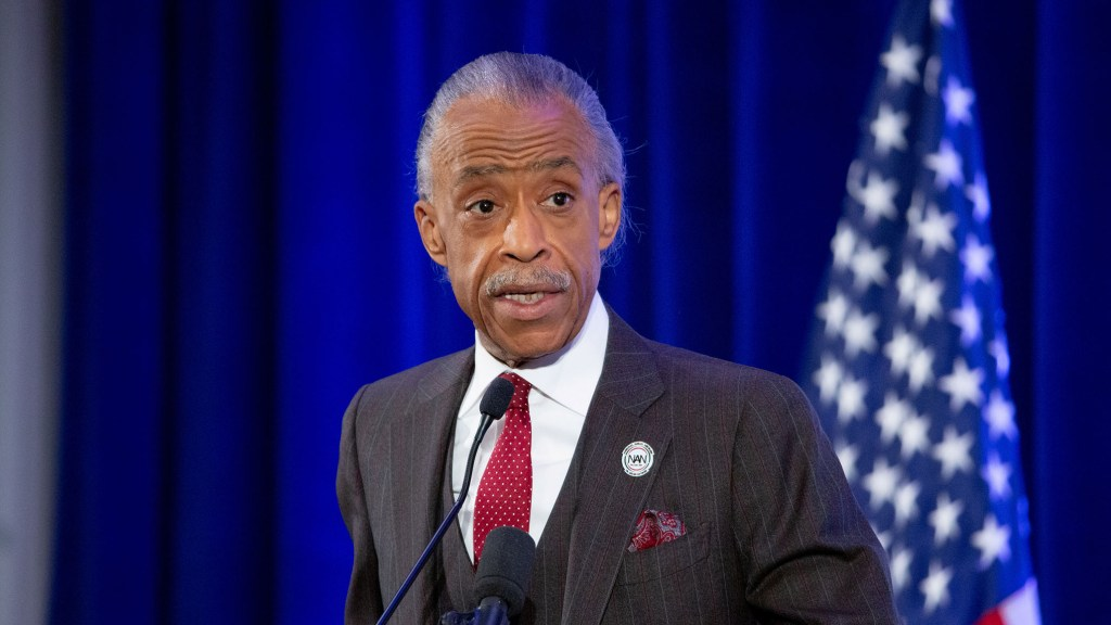 Al Sharpton Warns Democrats over Impeachment Focus: 'Deal with Kitchen-Table Issues'