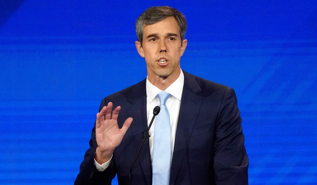 Beto O'Rourke Vows to Pursue Gun Confiscation: 'Hell Yes, We're Going to Take Your AR-15'