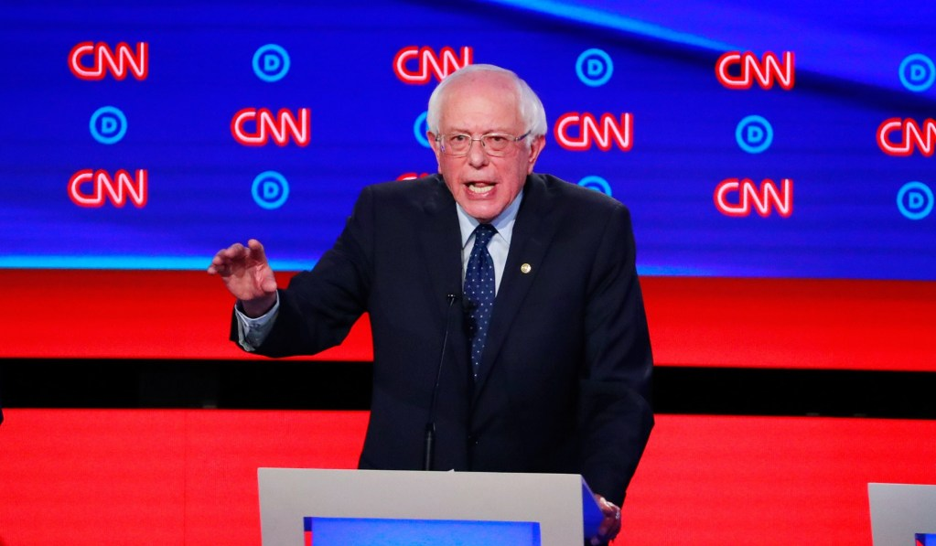 Bernie Sanders Promises 'Strong Border Protections' Will Prevent Migrant Exploitation of Government Benefits