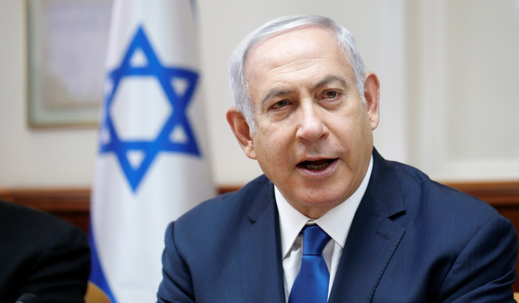 Netanyahu Announces Plan to Annex Parts of Occupied West Bank