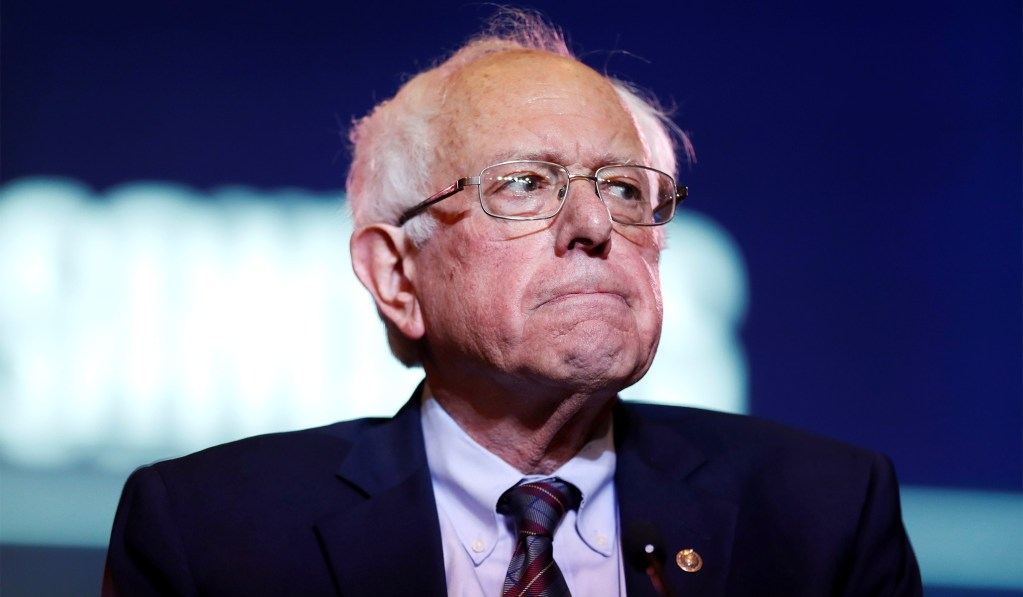 Sanders Releases 'Green New Deal' He Says Will Create 20 Million Jobs