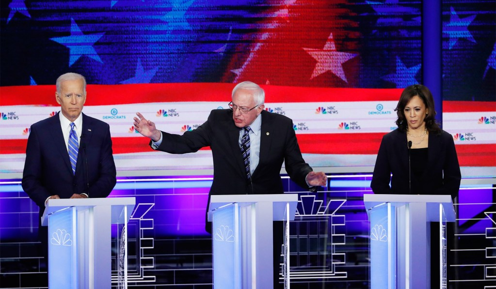 Every Dem on Debate Stage Endorses Publicly Funded Health Care for Illegal Immigrants