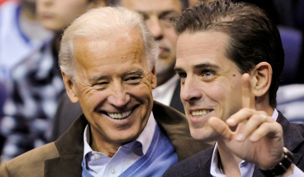 Biden Defends Son's Foreign Business Dealings: 'He Did Not Do a Single Thing Wrong'