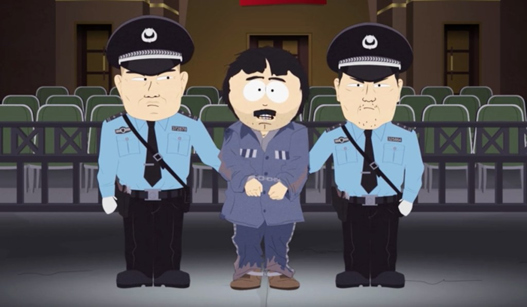South Park Gives the NBA a Lesson in How to Stand Up to China