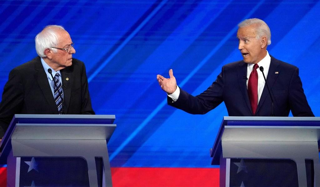 Biden Hits Warren, Sanders on Medicare for All at Dem Debate