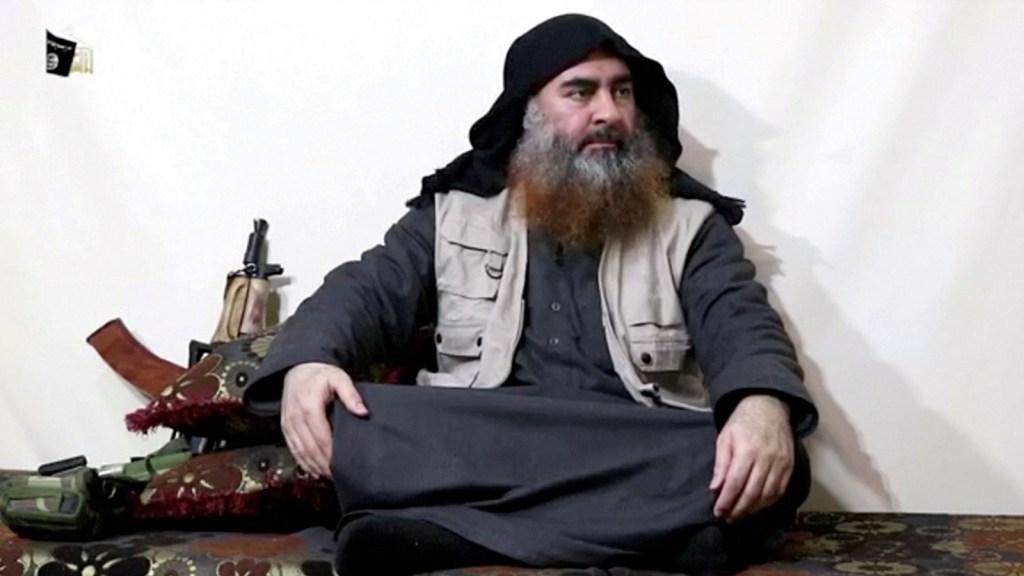 ISIS Leader Baghdadi Dies In U.S. Special Forces Raid