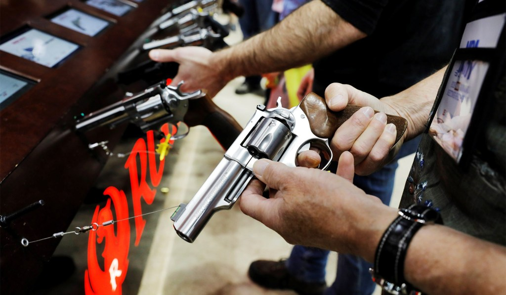 Gun Sales Jump 15.5 Percent in August as Dems Renew Push for Regulations