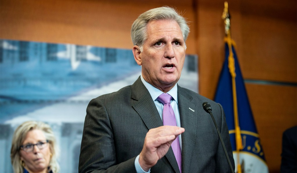 Kevin McCarthy Threatens to Call ABC Execs before Congress If They Refuse to Answer Questions on Epstein Reporting
