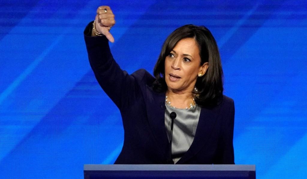 Kamala Harris Argues Racism, Sexism Jeopardize Her Electability