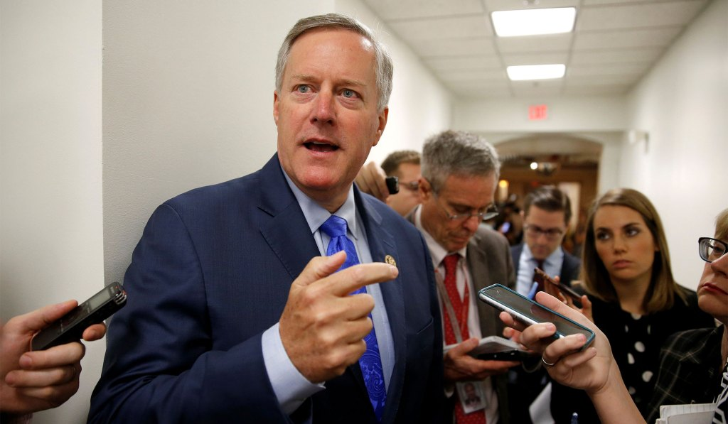 Meadows Says Congress Could Block FISA Court Renewal over David Kris Appointment