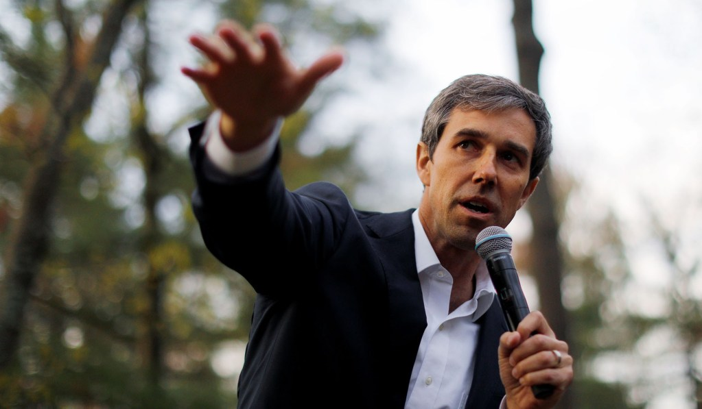 Beto O'Rourke: 'Remain In Mexico' Asylum Policy Is 'Inhumane,' Causes 'Suffering and Death'