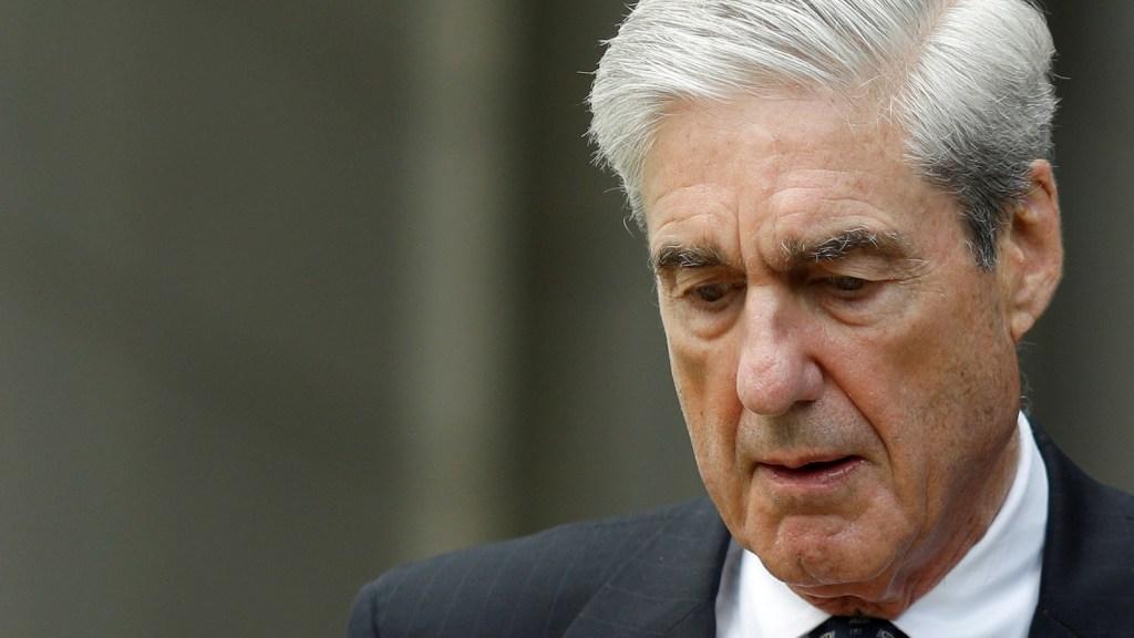 The Mueller Report's Fundamental Dodge
