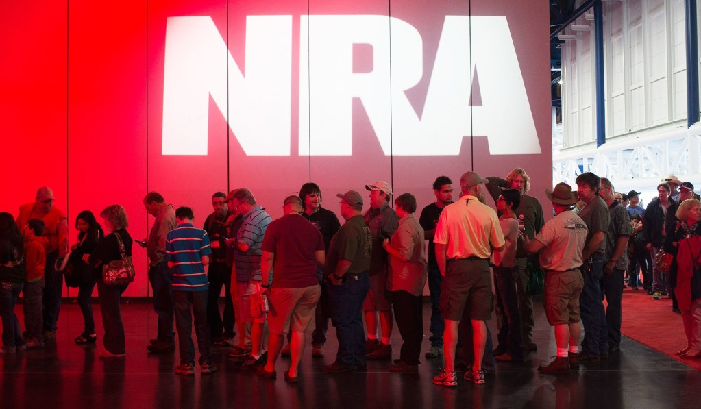 San Francisco Deemed the NRA a 'Domestic Terrorist Organization'. Here's Why That's Wrong