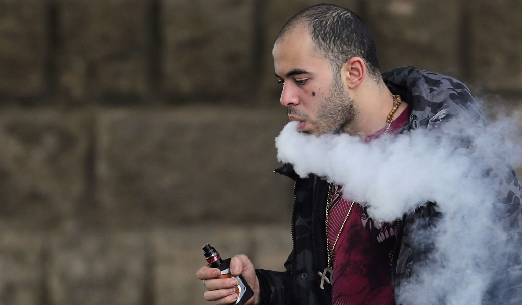 CDC Warns against Vaping after Third Recorded Death from Mystery Illness