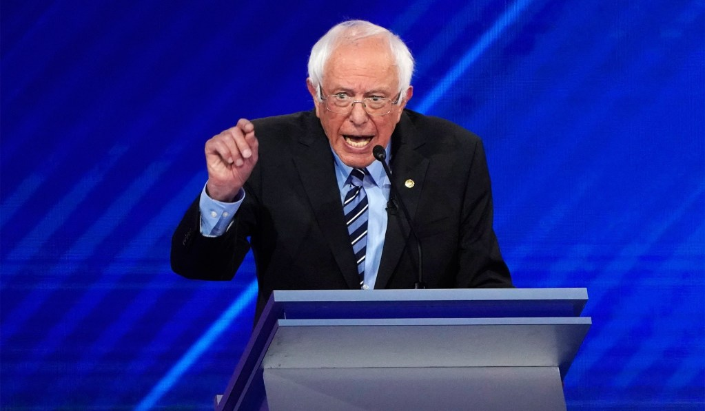 Sanders Calls for 'National Wealth Registry' to Enforce New Tax